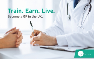 Train. Earn. Live. Become a GP in the UK