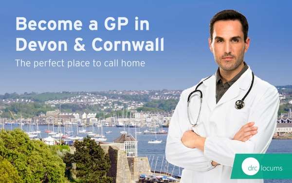 Become a GP in Devon and Cornwall: The perfect place to call home